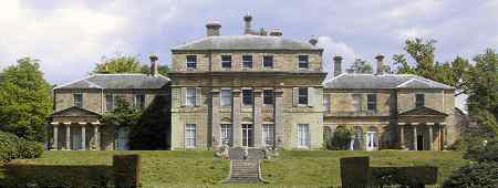 stately home uk film location in Sussex