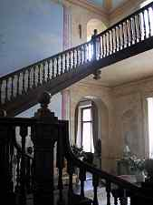 grand staircase UK film location